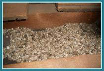 Vermiculite insulation found in Amsterdam hone inspection